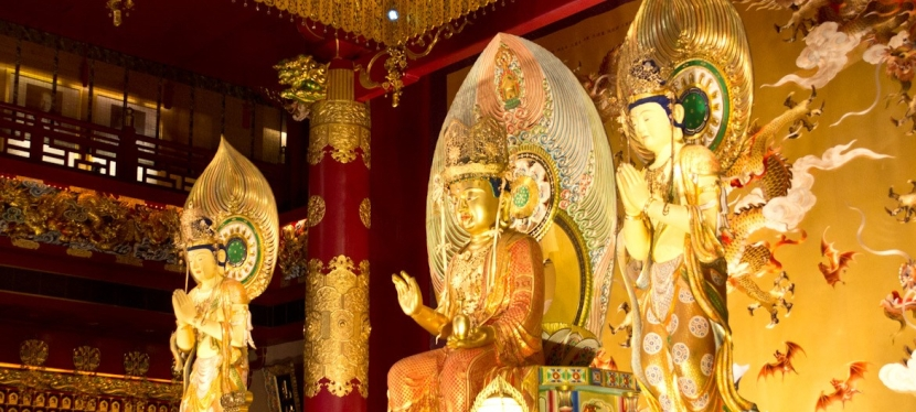 Buddha Tooth Relic Temple andMuseum
