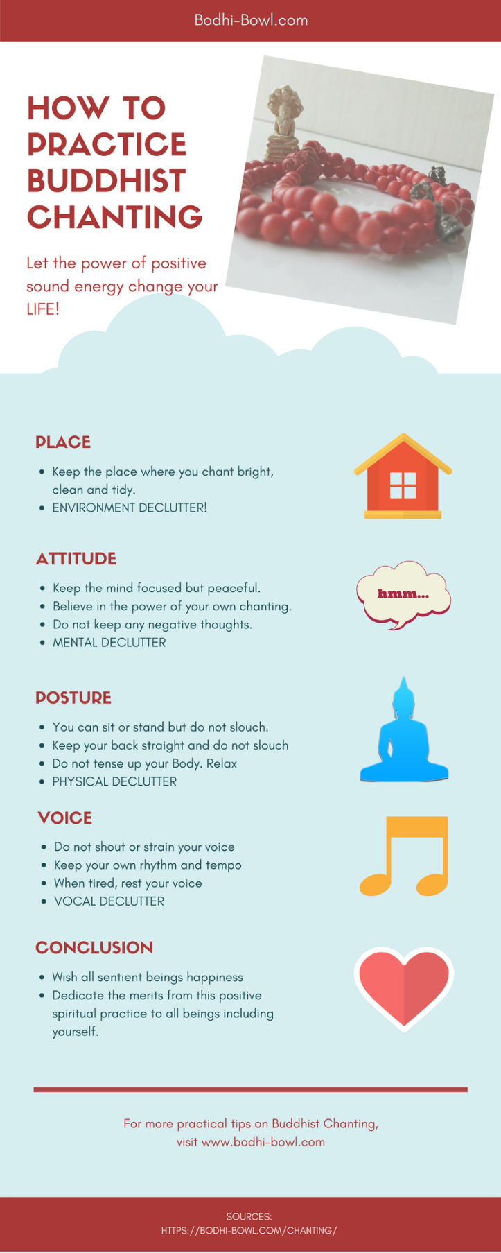 How to Practice Buddhist Chanting