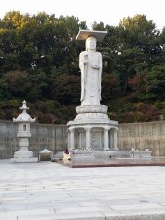 Giant Buddha Seoul