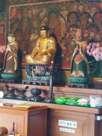 Inner shrine