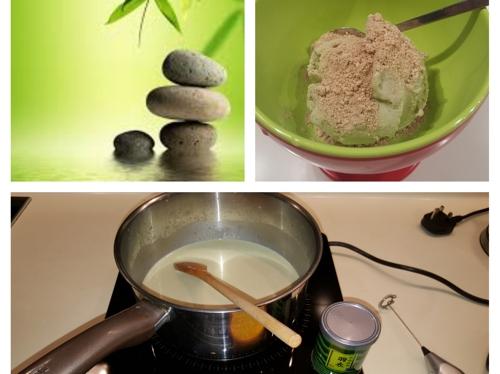 Recipe: Matcha Icecream