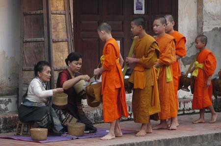 Monks-Alms