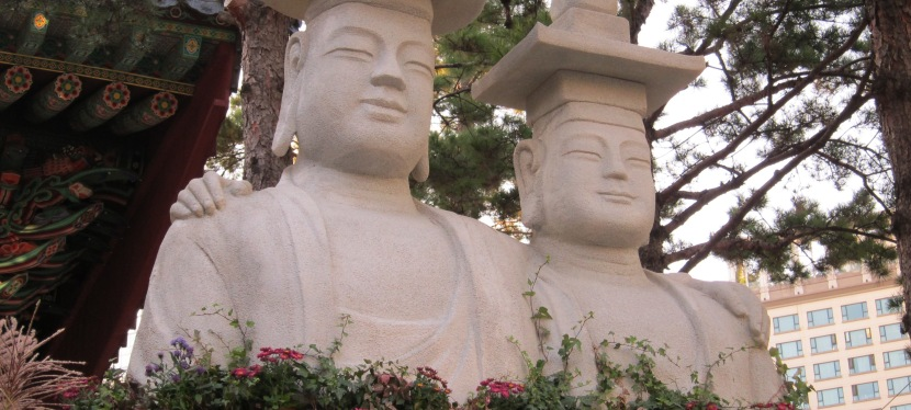 The Buddha Brothers
