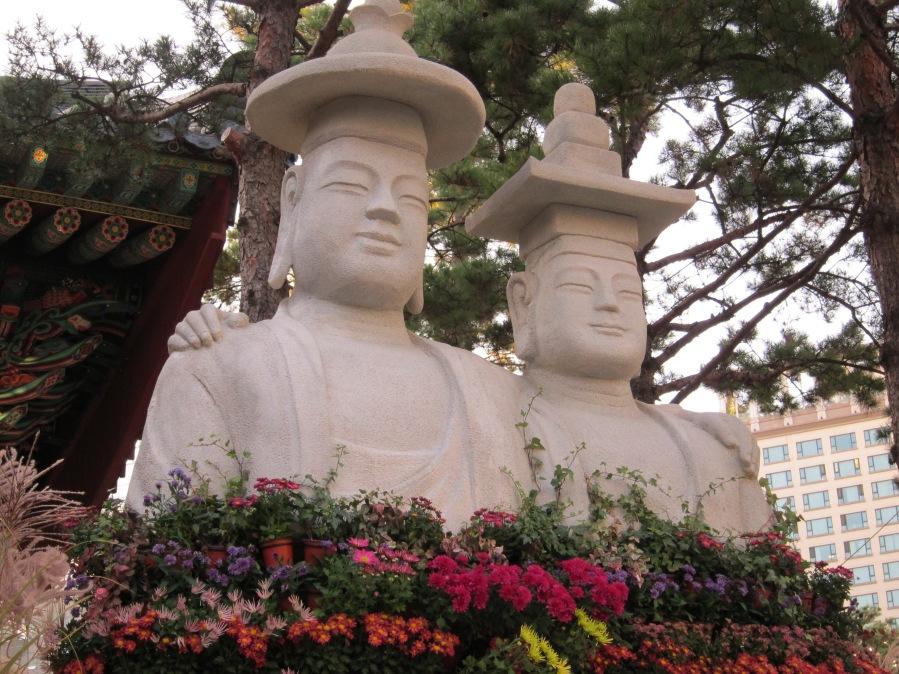 twin buddha