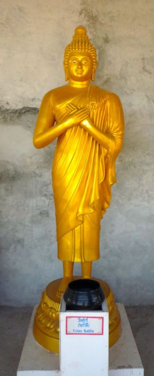 Friday Buddha