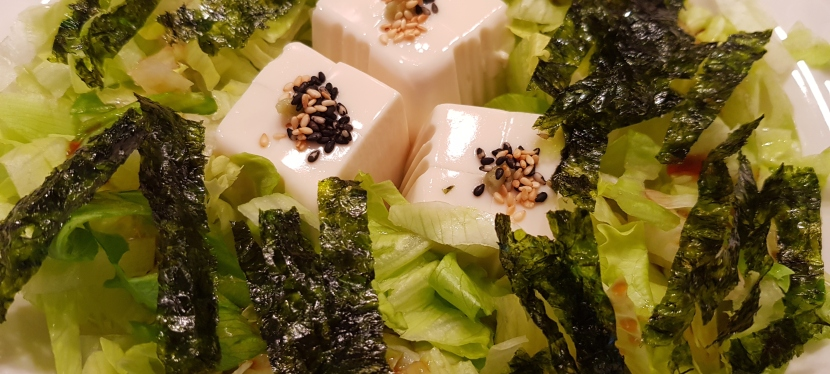 Asian Iceberg Salad – almost Zen