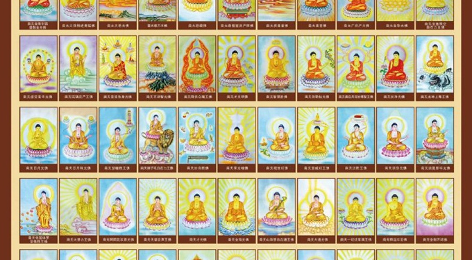 Great Repentance prayer to Eighty-Eight Buddha – Part 8
