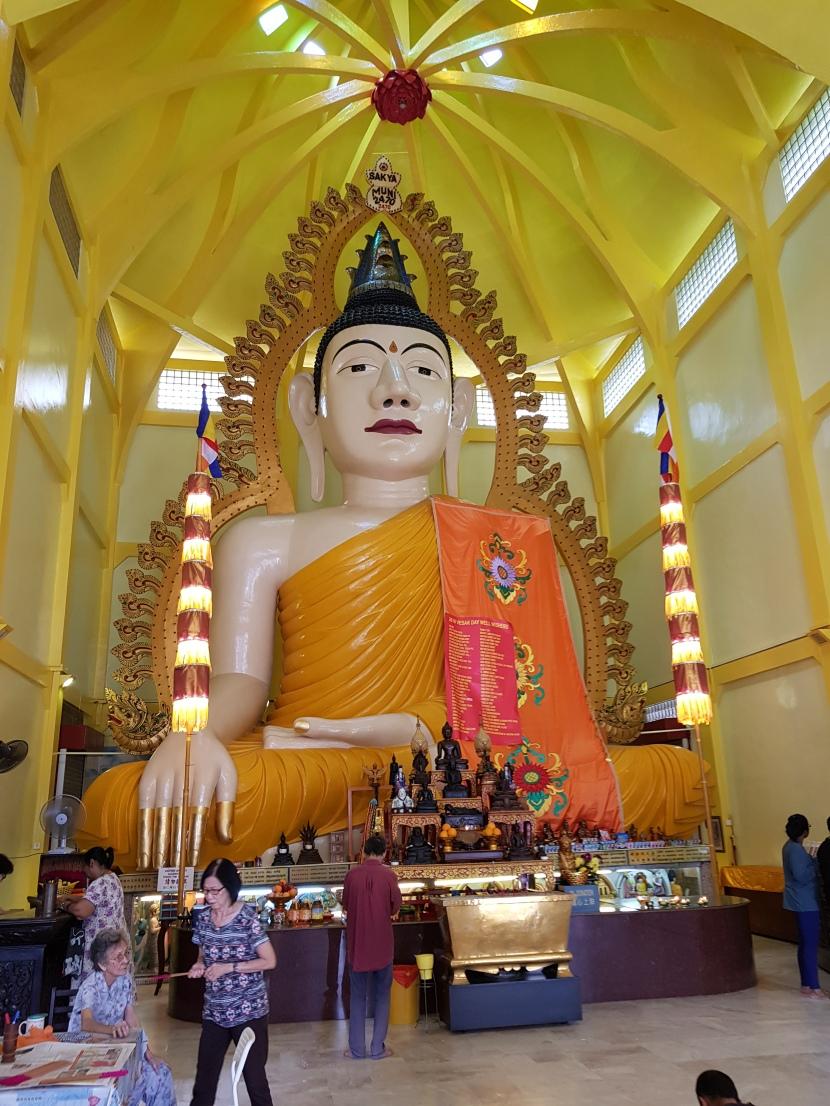 Singapore's Giant Buddha