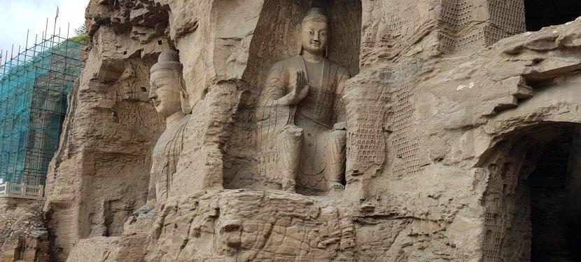 Yungang Buddhist cave