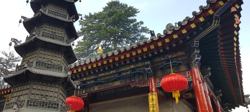 Mount Wutai day2
