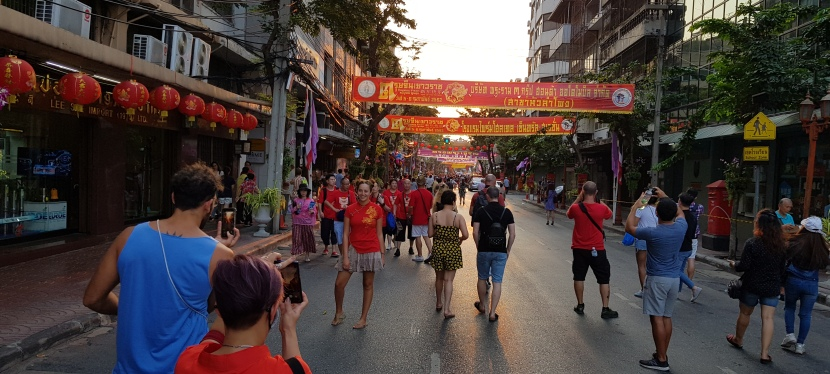 CNY in Bangkok
