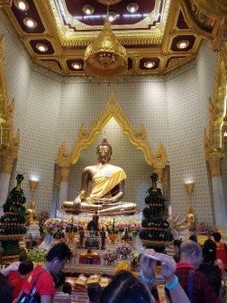 Sakyamuni Buddha, Bangkok